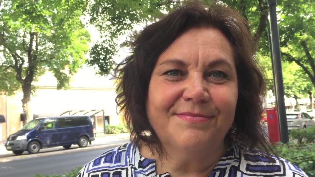 Camilla Tjäder om statsbidraget för ensamkommande